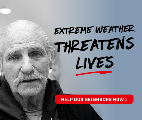Extreme weather threatens lives