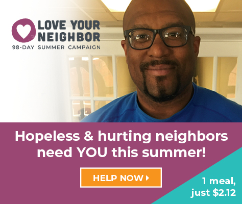 Hurting neighbors need you this summer at the Winston-Salem Rescue Mission