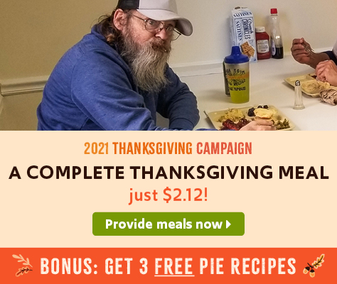 A complete Thanksgiving meal is just $2.12